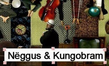 Visueel van project Premier album de Nëggus & Kungobram