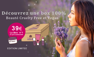 Project visual Une Box Cruelty Free et Vegan