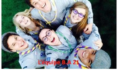 Project visual L'équipe B.A 21 part à Madagascar !!!