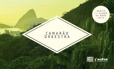Project visual Le premier clip du Camarão Orkestra