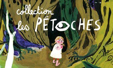Project visual les Pétoches ! la collection qui fout les jetons