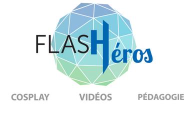 Visueel van project Flash Héros : le Cosplay en vidéo