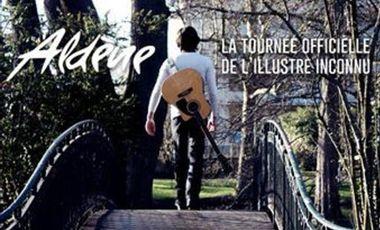 Project visual Aldène : La Tournée Officielle de L'Illustre Inconnu