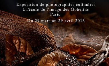 Project visual Exposition de photographies culinaires