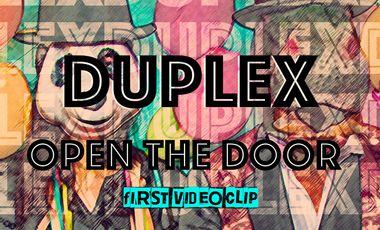 Project visual Open The Door - LE CLIP