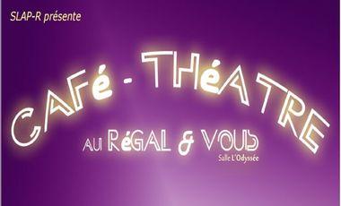 Project visual Café Théâtre au Régal & Vous