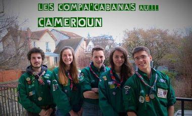 Visueel van project Objectif Cameroun pour l'équipe des Compacabanas de Carrières sur Seine