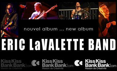 Visuel du projet Eric LaValette Band 3e album