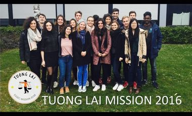 Visueel van project Mission Tuong Lai ESSEC 2016
