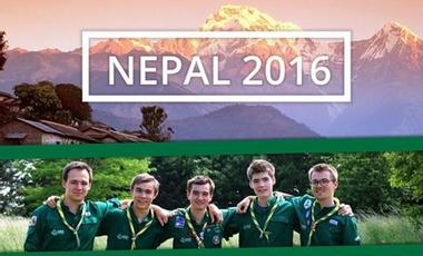 Visuel du projet Népal 2016 - Compagnons VIIIème Val de Marque