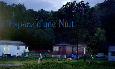Project visual L'Espace d'une Nuit
