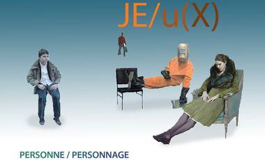 Visueel van project JE/U(X) - Personne, personnage : exposition d'art contemporain
