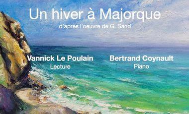 Visuel du projet Album Chopin-Sand un hiver à Majorque