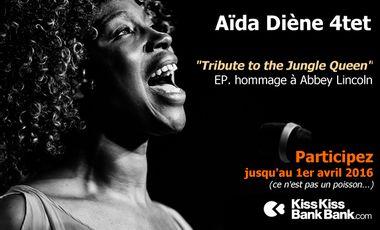 Visuel du projet Aida Diene 4tet – EP Hommage à Abbey Lincoln