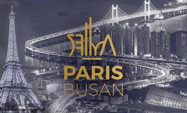 """Visueel van project Web-documentaire - """"Nos villes : Paris-Busan"""""""