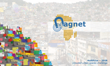 Visueel van project MAGNET - Relais de confiance en Afrique