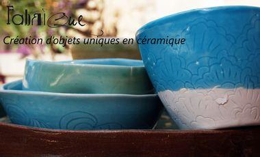 Visueel van project La Fabrique: Création de pièces uniques en céramique