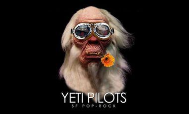 Visueel van project YETI PILOTS premier EP