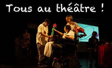 Visuel du projet Tous au théâtre à Vaour le 4 mai 2016