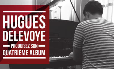 Visueel van project 4ème Album du Pianiste Hugues DELEVOYE