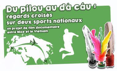 Visuel du projet Du pilou au đá cầu : regards croisés sur deux sports nationaux