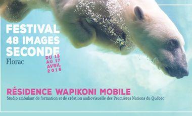 Project visual Résidence Wapikoni mobile