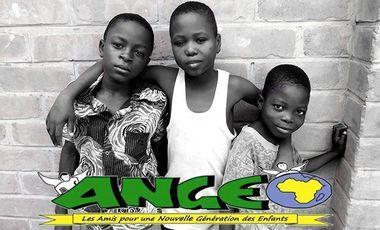 """Visueel van project """"Faites voler les ANGES du Togo"""""""