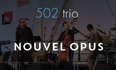 Visueel van project 502 trio : nouvel opus