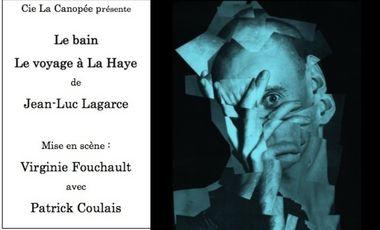 Visueel van project Le bain et le voyage à la Haye de Jean-Luc Lagarce
