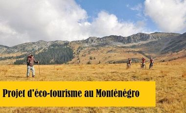 Project visual Project of sustainable tourism in Montenegro