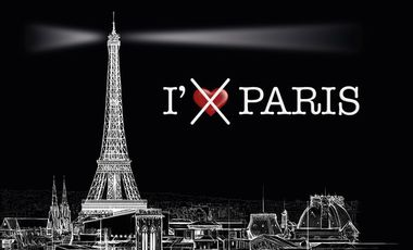 Project visual Paris je t'aime moi non plus - Paris , I hate to love you