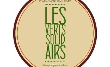 Visueel van project Les Verts Solid'Airs, direction Viêtnam !