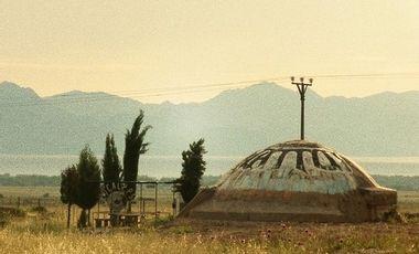 Visueel van project L'Albanie des bunkers