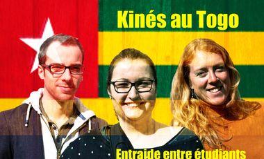 Visueel van project Partage étudiants kinés : de Rennes à Lomé (Togo) !