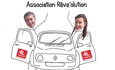 Project visual Association Rêve'olution