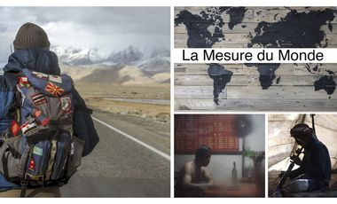 Visueel van project La Mesure du Monde
