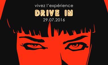Visueel van project Out Of Cinema - Drive In @Cité de l'Automobile