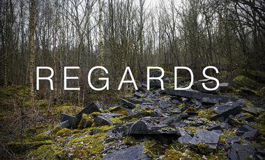 Visueel van project Regards