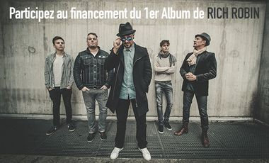 Visuel du projet RICH ROBIN - ALBUM 2016