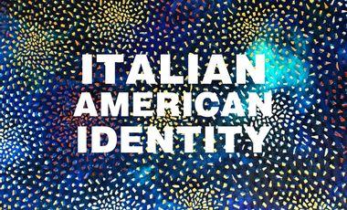 Project visual ITALIAN AMERICAN IDENTITY