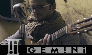 Visuel du projet Gemini, First Album !