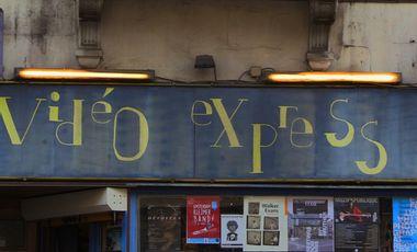 Project visual Les Amis de Vidéo-Express