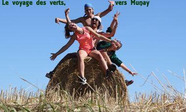 Visuel du projet Le voyage des Verts, vers Munay.