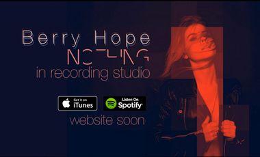 Project visual 1er album de Berry hope