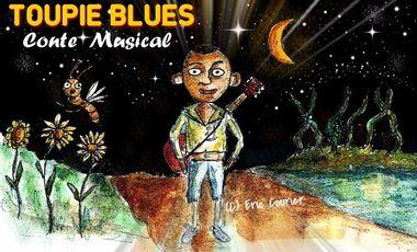 Visueel van project Toupie Blues - Conte Musical