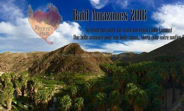 Visuel du projet Raid Amazones 2016 - Burning Heart