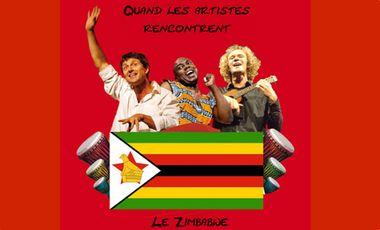 Project visual Quand les artistes rencontrent le Zimbabwe