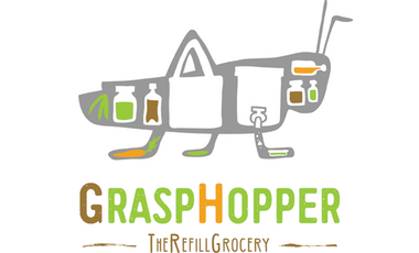 Project visual GraspHopper - The Refill Grocery