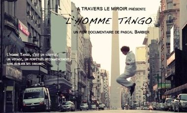 Project visual L'HOMME TANGO