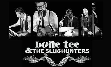 Visuel du projet Bone Tee & The Slughunters Nouvel Album